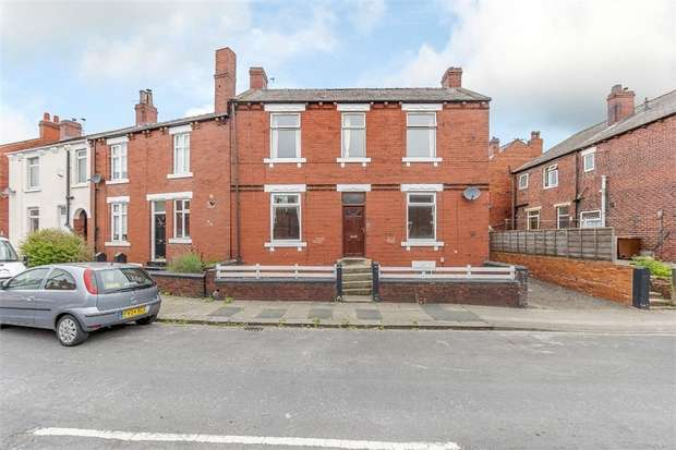 3 Bedrooms Detached House for sale in Woodbine Street, Ossett, West Yorkshire