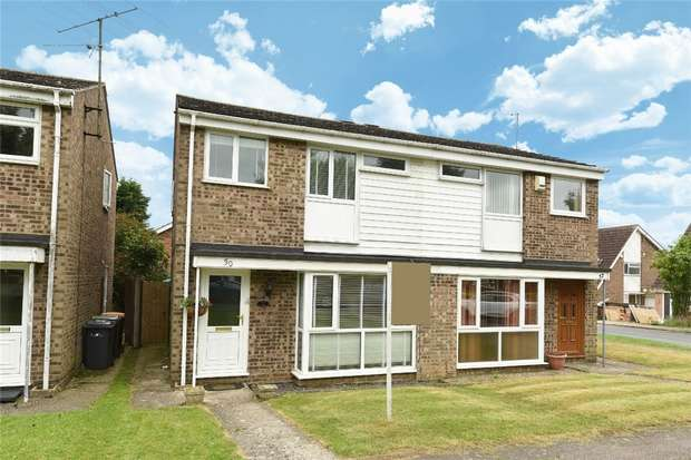 3 Bedrooms Semi Detached House for sale in Lincroft, Oakley