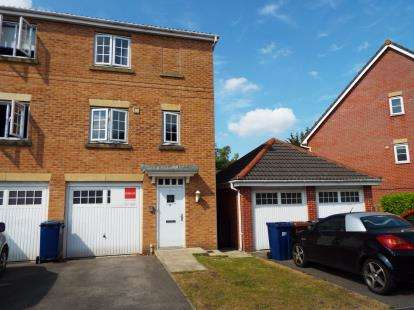 3 Bedrooms Terraced House for sale in Welbeck Crescent, Bamber Bridge, Preston, Lancashire