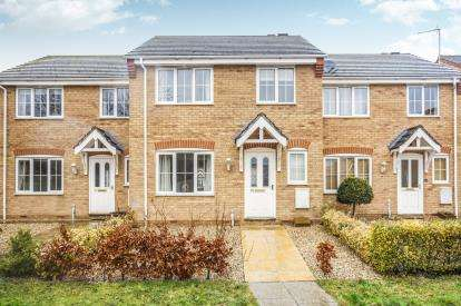 3 Bedrooms Terraced House for sale in Alexander Drive, Louth, Lincolnshire
