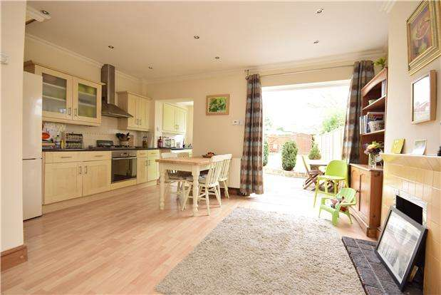 3 Bedrooms Terraced House for sale in Russell Road, Fishponds, Bristol, BS16 3PJ