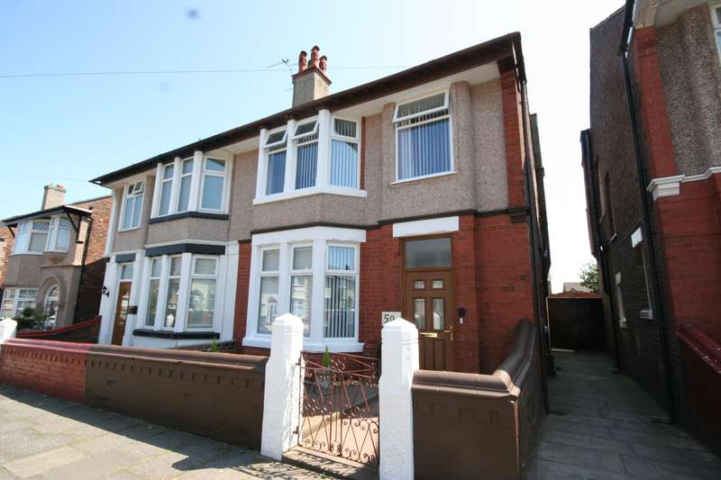 4 Bedrooms House for sale in Cliff Road, Wallasey, CH44 3AX