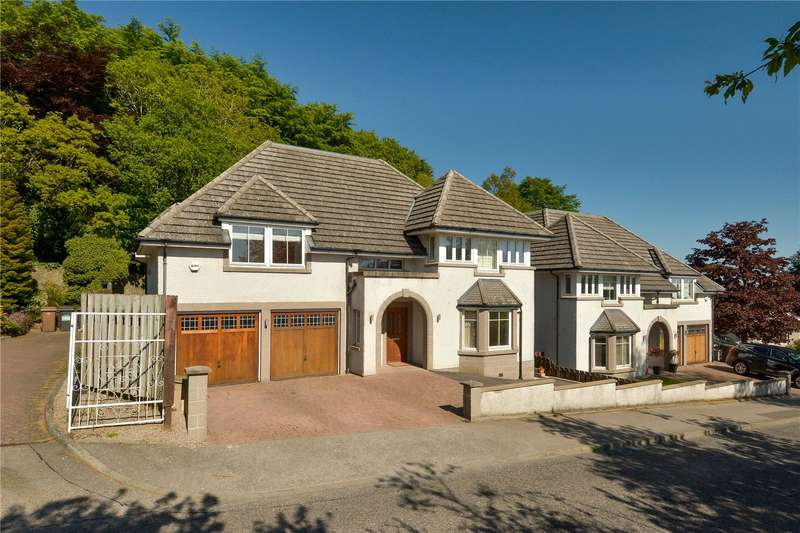 4 Bedrooms Detached House for sale in 28A Abbotshall Road, Cults, Aberdeen, AB15