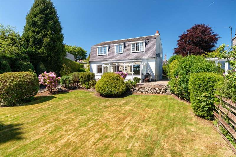4 Bedrooms Detached House for sale in Greystones, 6 Gowanbrae Road, Bieldside, Aberdeen, AB15