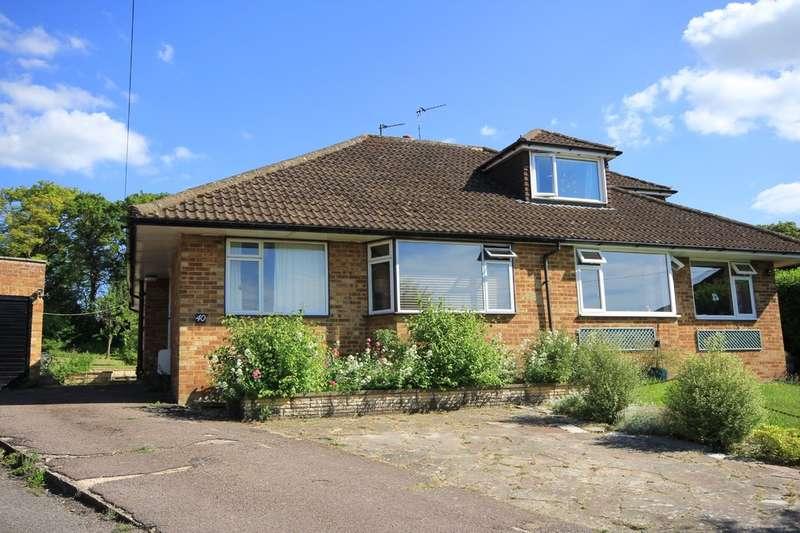 2 Bedrooms Semi Detached Bungalow for sale in Princes Risborough, Buckinghamshire