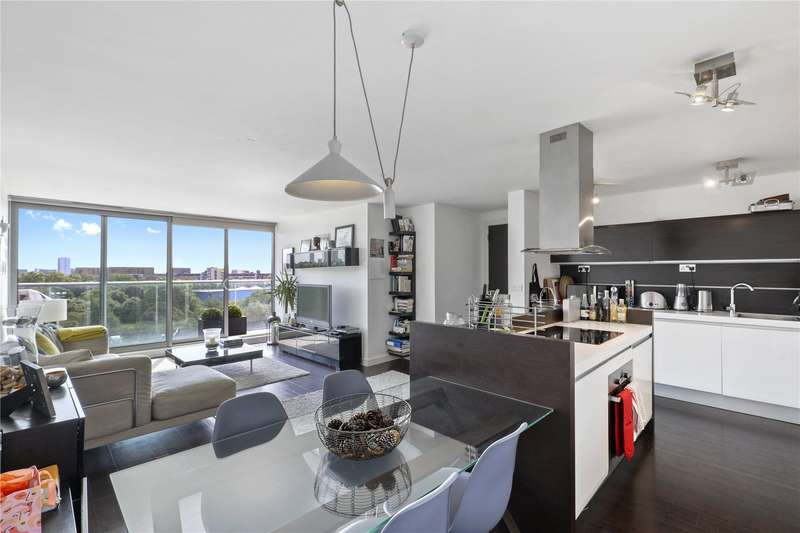 2 Bedrooms Flat for sale in Candy Wharf, 22 Copperfield Road, London, E3