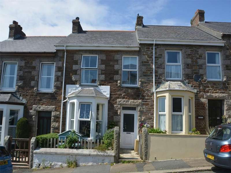 3 Bedrooms Terraced House for sale in South Albany Road, REDRUTH, Cornwall
