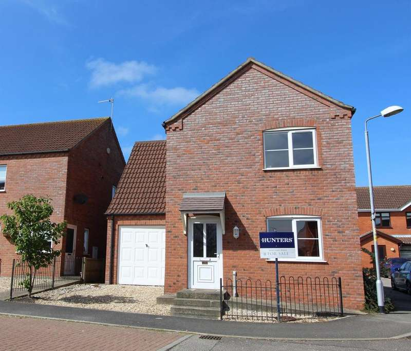 3 Bedrooms Detached House for sale in Old School Mews, Spilsby, PE23 5QU