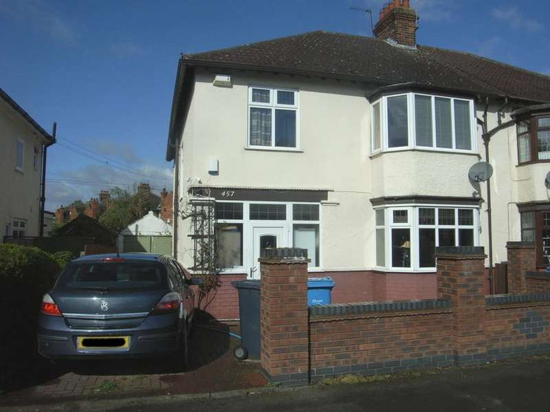 4 Bedrooms Semi Detached House for sale in 457 Chanterlands Avenue