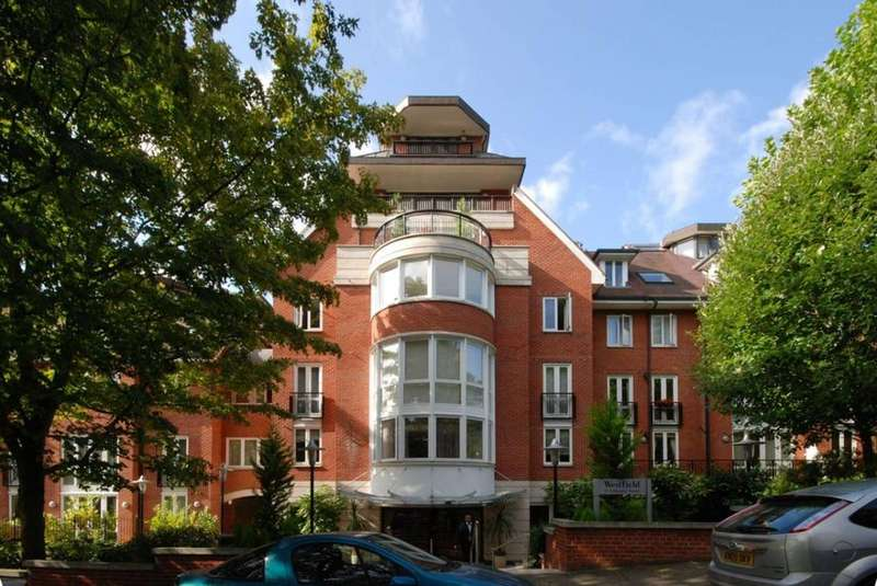 3 Bedrooms Flat for sale in Kidderpore Avenue, Hampstead, London NW3