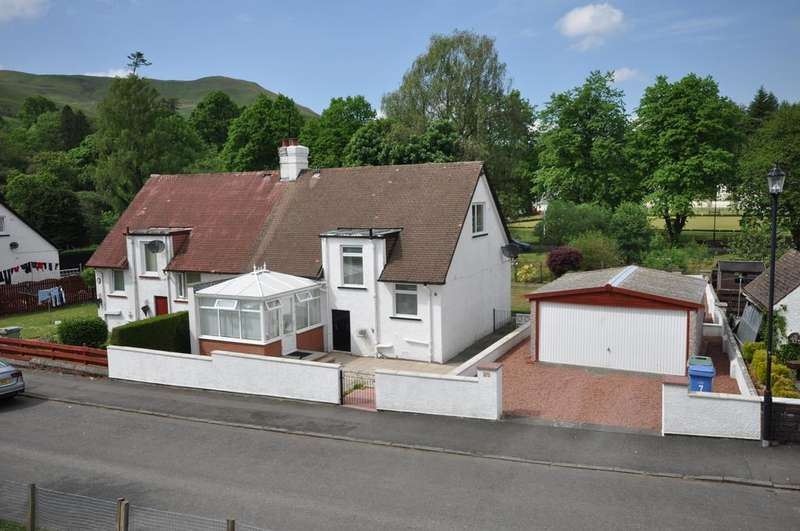 3 Bedrooms Semi Detached House for sale in 7 The Clachan, Barr KA26