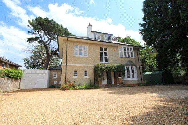 7 Bedrooms Detached House for sale in St Winifred's Road, Bournemouth, BH2