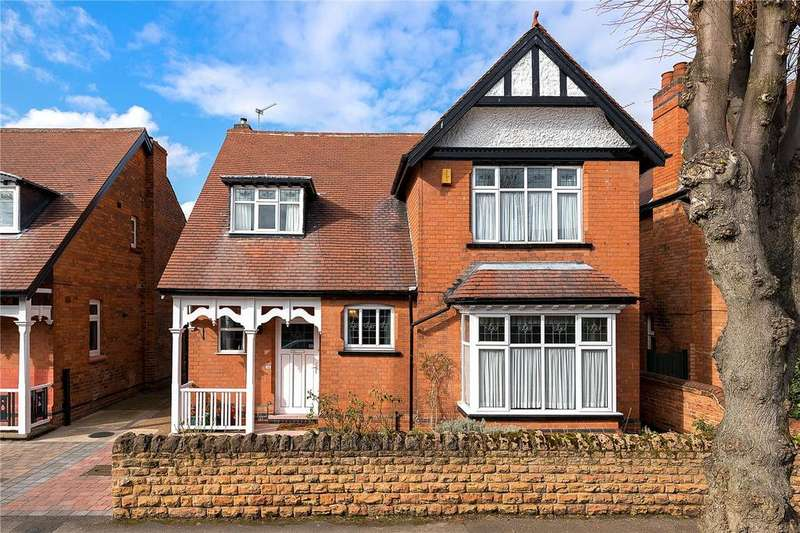4 Bedrooms Detached House for sale in North Road, West Bridgford, Nottingham, NG2