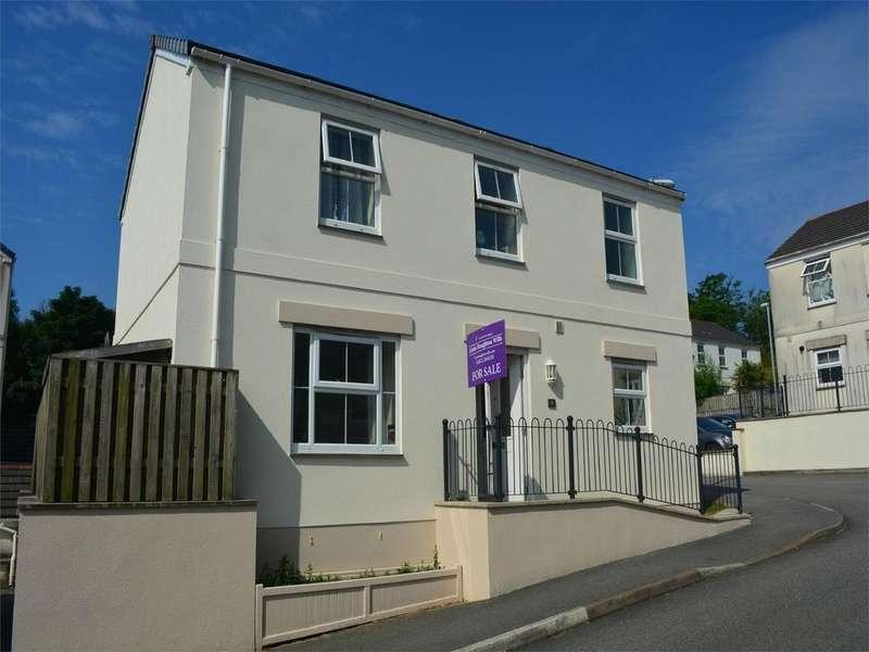 3 Bedrooms Detached House for sale in Newbridge View, TRURO, Cornwall