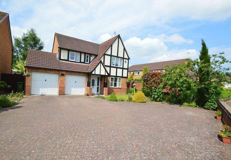 4 Bedrooms Detached House for sale in Horseshoe Paddock, Telford