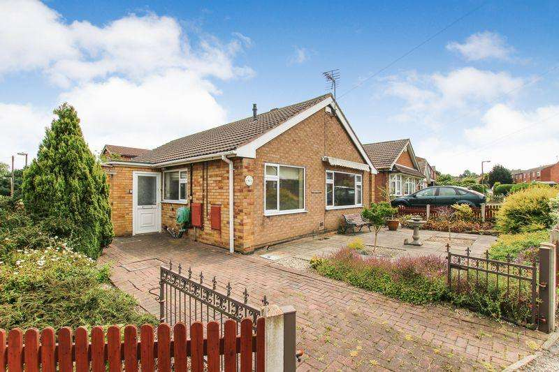 3 Bedrooms Detached Bungalow for sale in Flowery Leys Lane, Alfreton