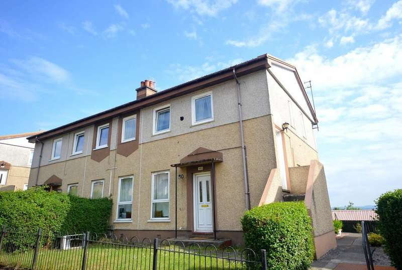 2 Bedrooms Flat for sale in Hood Street, Clydebank G81 2LX