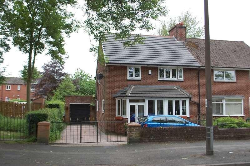 3 Bedrooms Semi Detached House for sale in Wilshaw Lane, Ashton-Under-Lyne, OL7