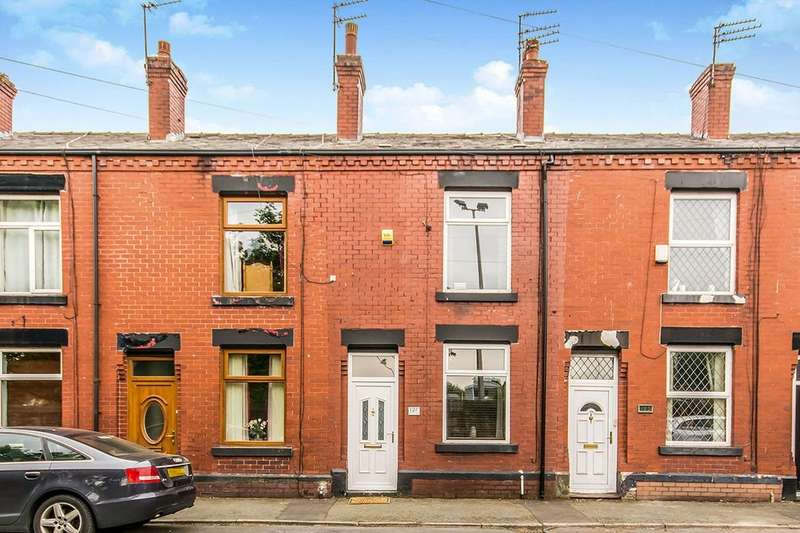 2 Bedrooms Terraced House for sale in Foundry Street, Dukinfield, SK16