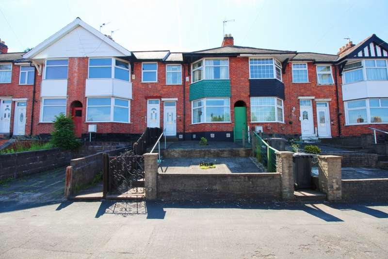 3 Bedrooms Terraced House for sale in St Saviours Road, North Evington, LE5