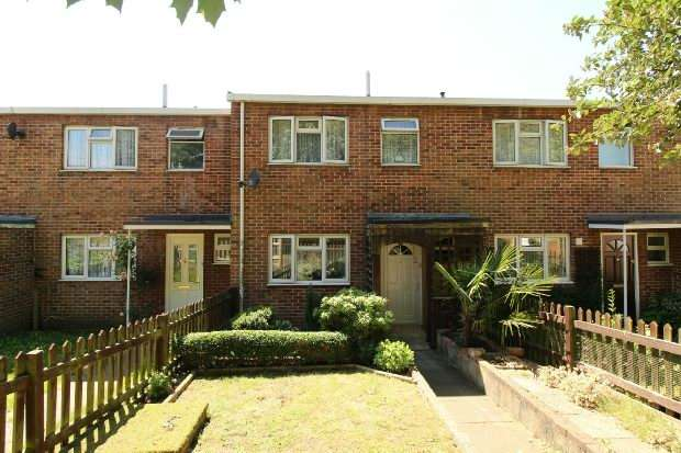 3 Bedrooms Terraced House for sale in Elizabeth Walk, Reading