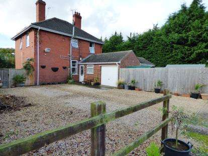 4 Bedrooms Detached House for sale in Witham Road, Woodhall Spa, Lincolnshire
