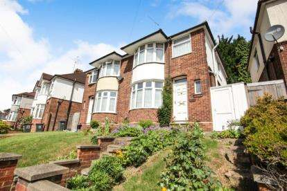 3 Bedrooms Semi Detached House for sale in Meyrick Avenue, Luton, Bedfordshire