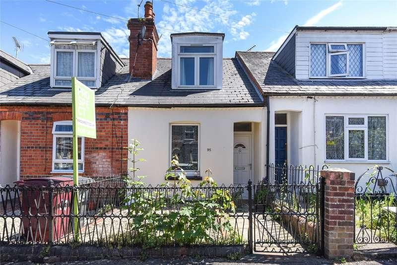 1 Bedroom Terraced House for sale in Highgrove Street, Reading, Berkshire, RG1
