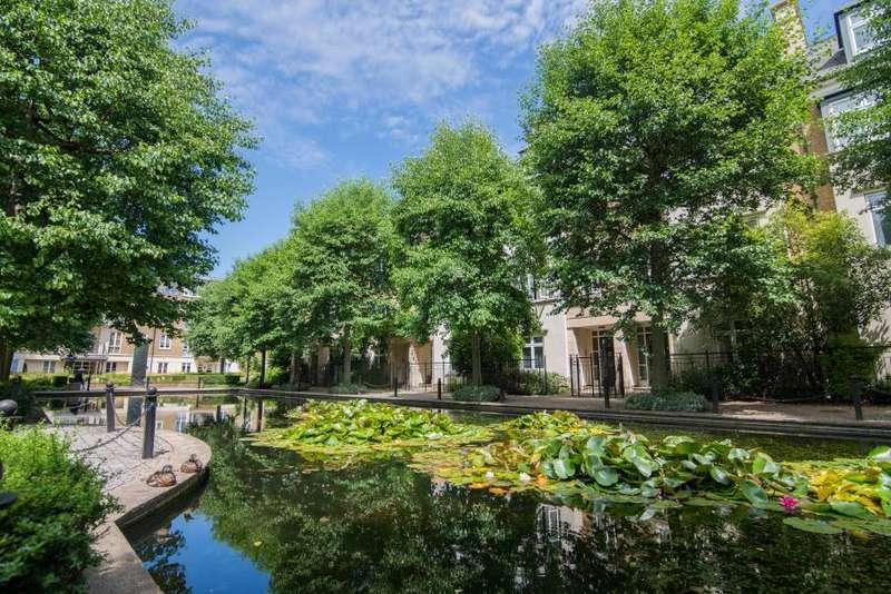 6 Bedrooms Terraced House for sale in Melliss Avenue, Kew Riverside