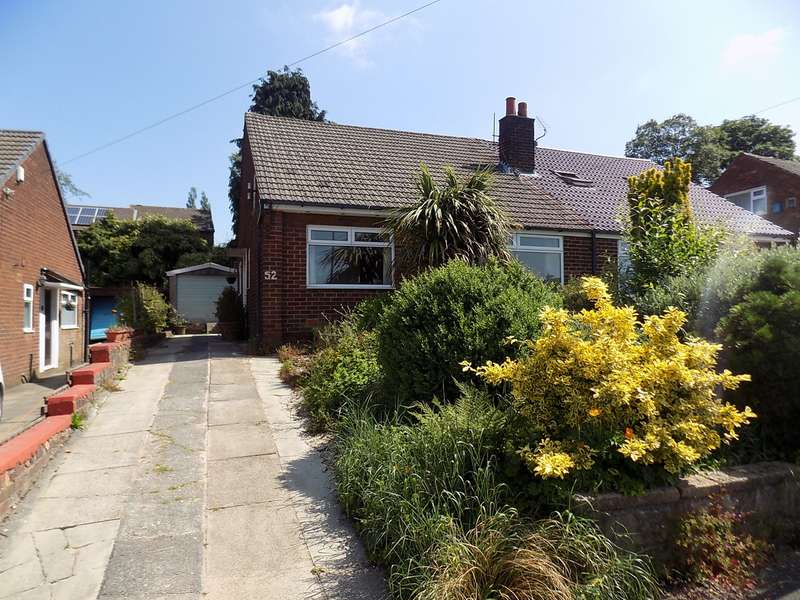 3 Bedrooms Semi Detached Bungalow for sale in Seaford Road, Bolton, BL2