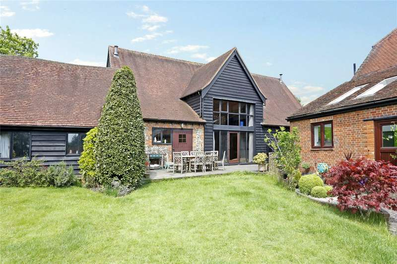 5 Bedrooms Semi Detached House for sale in Widmere Lane, Marlow, Buckinghamshire, SL7