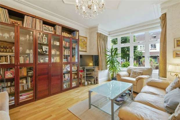 4 Bedrooms Terraced House for sale in Weymouth Avenue, Ealing