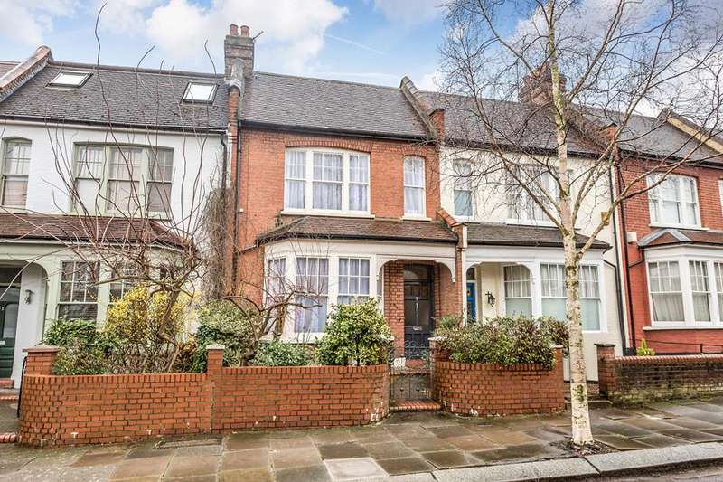 4 Bedrooms Property for sale in Clovelly Road, Crouch End, London, N8