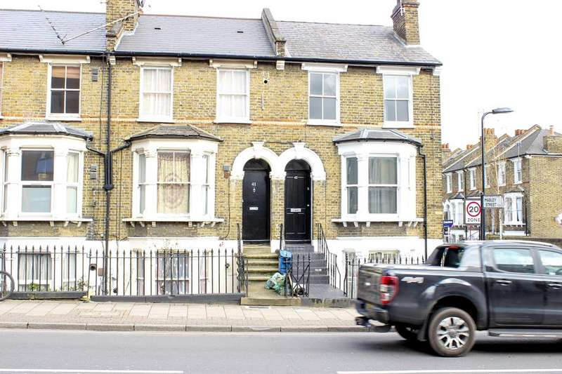 2 Bedrooms Flat for sale in Kenworthy Road, London, E9