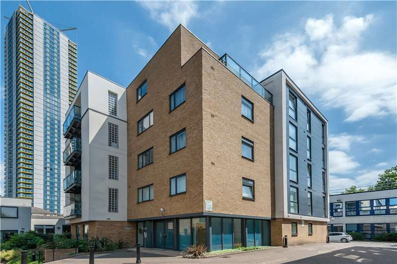 2 Bedrooms Flat for sale in Goddard House, 3 George Mathers Road, Kennington, London, SE11