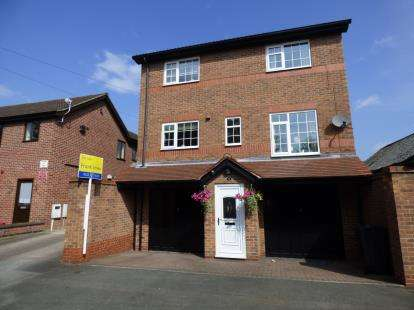 4 Bedrooms Detached House for sale in Grange Drive, Long Eaton, Nottingham