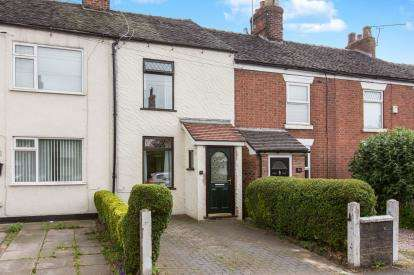 2 Bedrooms Terraced House for sale in Elworth Street, Sandbach, Cheshire