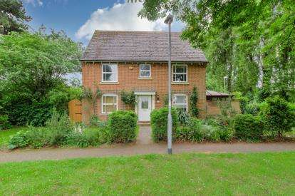 4 Bedrooms Detached House for sale in Chestnut Avenue, Bromham, Bedford, Bedfordshire