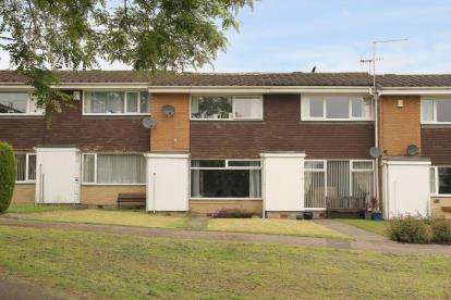 2 Bedrooms Terraced House for sale in Radbourne Common, Dronfield Woodhouse, Dronfield, Derbyshire