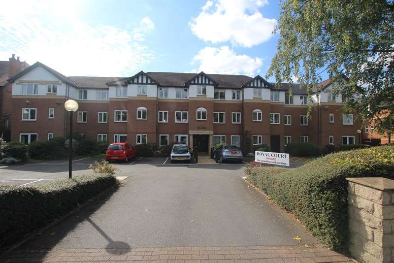2 Bedrooms Flat for sale in Royal Court, Birmingham Road, Sutton Coldfield, B72 1LY