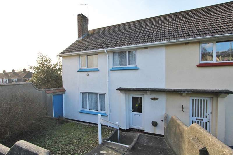 3 Bedrooms End Of Terrace House for sale in Oakland Road, Newton Abbot