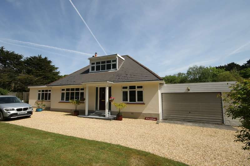 3 Bedrooms Detached Bungalow for sale in Cranmore, Isle of Wight