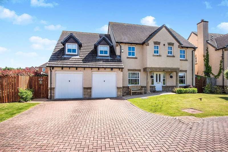 5 Bedrooms Detached House for sale in Big Brigs Way, Newtongrange, Dalkeith, EH22