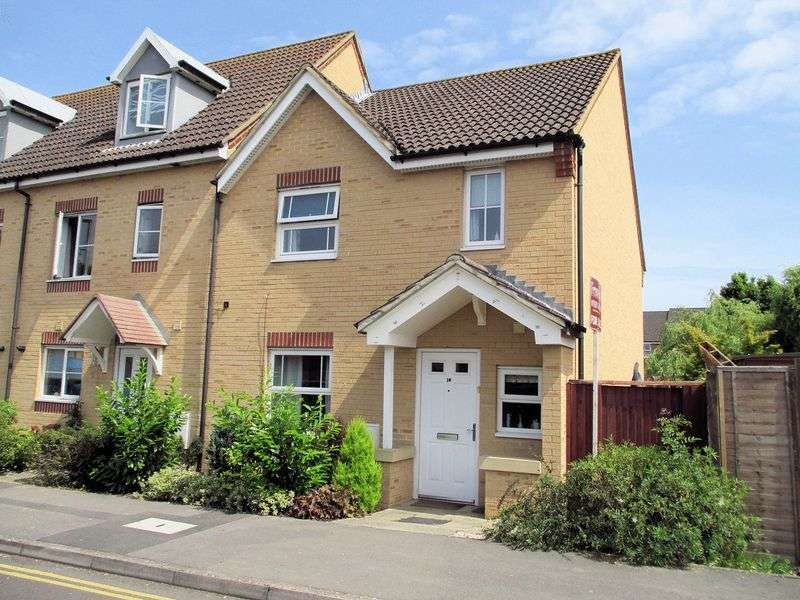 4 Bedrooms Property for sale in Sunlight Gardens, Fareham
