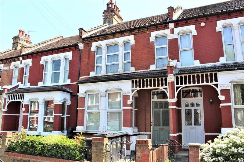 2 Bedrooms Flat for sale in Hardwicke Road London