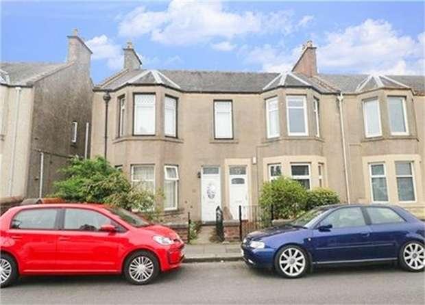 1 Bedroom Flat for sale in Hawthorn Street, Leven, Fife
