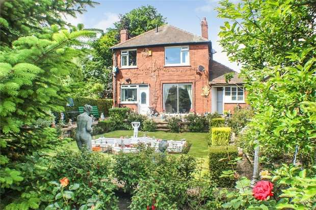 3 Bedrooms Detached House for sale in Wood Lane, Rothwell, Leeds, West Yorkshire