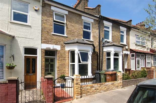 3 Bedrooms Terraced House for sale in Canning Road, Walthamstow, London