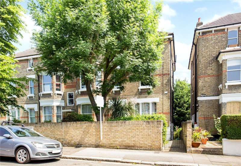 2 Bedrooms Flat for sale in Cumberland Park, Acton, W3
