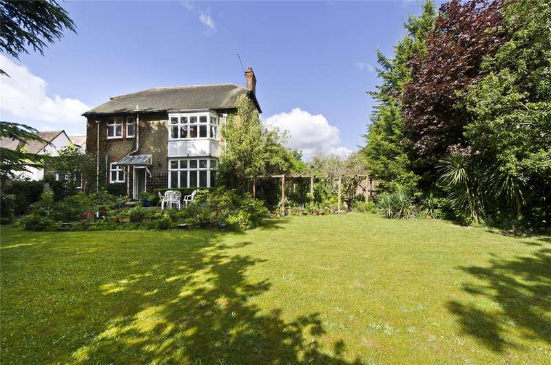 5 Bedrooms Detached House for sale in Ailsa Road, Twickenham, TW1